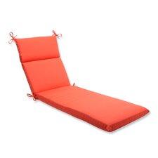 Canvas Chaise Lounge Cushion