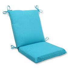 <strong>Pillow Perfect</strong> Veranda Corners Chair Cushion
