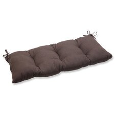 <strong>Pillow Perfect</strong> Forsyth Wrought Iron Loveseat Cushion