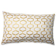 Delightful Rectangular Throw Pillow