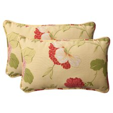 Risa Corded Throw Pillow (Set of 2)