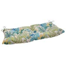 Splish Splash Tufted Loveseat Cushion