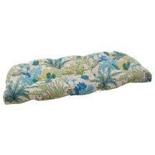 Splish Splash Wicker Loveseat Cushion