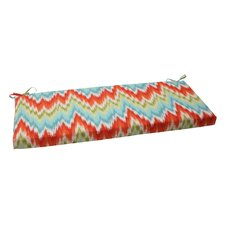 <strong>Pillow Perfect</strong> Flamestitch Bench Cushion