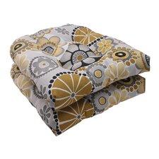 Rondo Wicker Seat Cushion (Set of 2)
