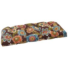 Annie Wicker Loveseat Cushion