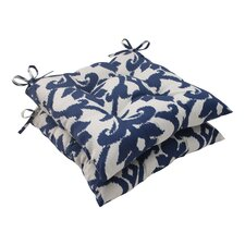 <strong>Pillow Perfect</strong> Bosco Tufted Seat Cushion (Set of 2)