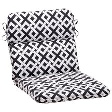 <strong>Pillow Perfect</strong> Boxin Chair Cushion