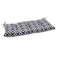 <strong>Pillow Perfect</strong> Boxin Tufted Loveseat Cushion