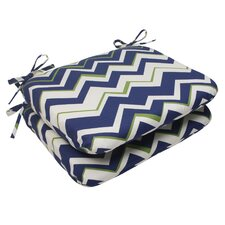 <strong>Pillow Perfect</strong> Tempo Seat Cushion (Set of 2)