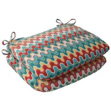 <strong>Pillow Perfect</strong> Nivala Seat Cushion (Set of 2)