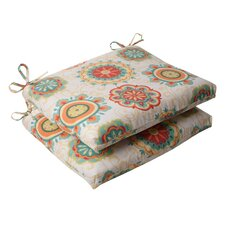 <strong>Pillow Perfect</strong> Fairington Seat Cushion (Set of 2)