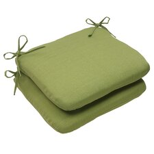 <strong>Pillow Perfect</strong> Forsyth Seat Cushion (Set of 2)