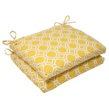 <strong>Pillow Perfect</strong> Rossmere Seat Cushion (Set of 2)