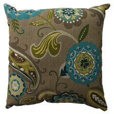 Merrimack Suzani Cotton Pillow