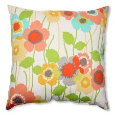 Pic-A-Poppy Throw Pillow
