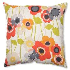 Pic-A-Poppy Throw Pillow