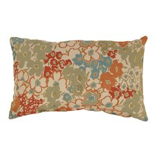 <strong>Pillow Perfect</strong> Meadow Polyester Throw Pillow