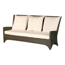 Savannah Woven Deep Sofa with Cushions