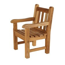 <strong>Barlow Tyrie Teak</strong> Glenham Junior Dining Arm Chair