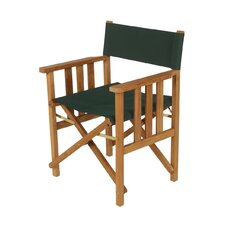 <strong>Barlow Tyrie Teak</strong> Safari Natural Folding Director Chair