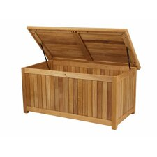 Large Teak Storage Chest