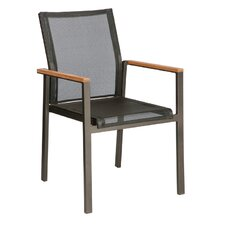 Aura Stacking Lounge Arm Chair