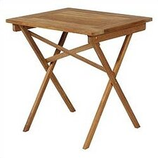 <strong>Barlow Tyrie Teak</strong> Safari Rectangular Side Table
