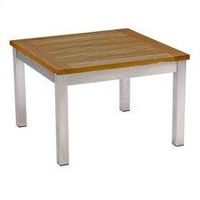 <strong>Barlow Tyrie Teak</strong> Equinox Square Low Coffee Table