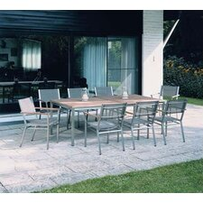 Equinox 9 Piece Dining Set