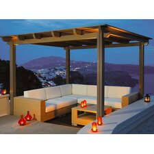 <strong>Barlow Tyrie Teak</strong> Arizona Sahara Deep Seating Set