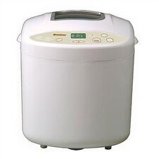 2-Pound Bread Maker in White