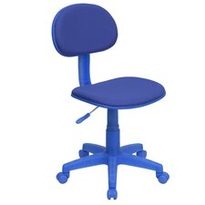 <strong>Flash Furniture</strong> Children's Mid Back Desk Chair