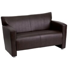 Hercules Majesty Series Leather Love Seat