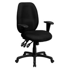 High-Back Multi-Functional Ergonomic Task Chair