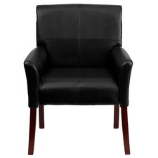 Reception Chair with Mahogany Legs