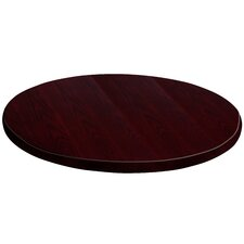 Round Veneer Table Top