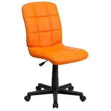 Mid-Back Quilted Task Chair