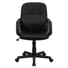 Glove Vinyl Executive Chair