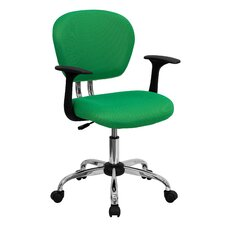 Mid-Back Task Chair with Arms