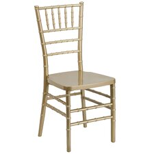 Flash Elegance Armless Chiavari Stacking Chair