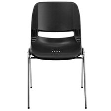 Hercules Series Armless Classroom Stacking Chair