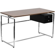 Computer Desk with 2 Drawer Pedestal