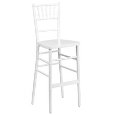 Flash Elegance Wood Chiavari Bar Stool