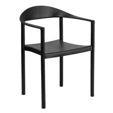 Hercules Series Cafe Stack Chair