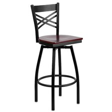 "Hercules Series 30.25"" Swivel Bar Stool"