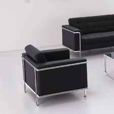 Hercules Lesley Series Leather Chair