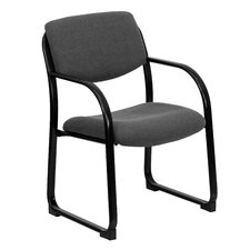 <strong>Flash Furniture</strong> Side Chair with Steel Frame