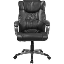 <strong>Flash Furniture</strong> Leather High-Back Executive Chair