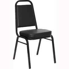 "<strong>Flash Furniture</strong> 2.5"" Hercules Series Trapezoidal Back Stacking Banquet Chair"